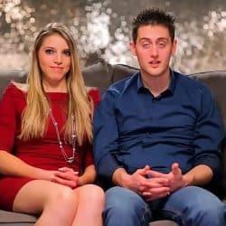 Gift par som gjør et trekant for første gang