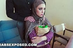 Å stoppe en arabisk jente i litt tøff sextid
